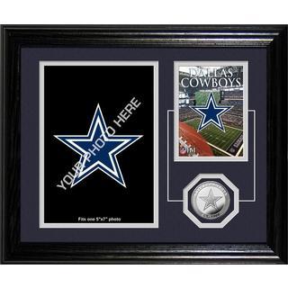 Dallas Cowboys Framed Memories Desktop Photo