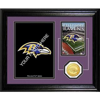 Baltimore Ravens Framed Memories Desktop Photo
