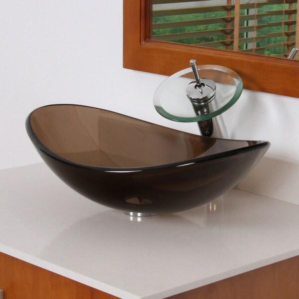 bathroom waterfall combined sink bathtub design elite high t