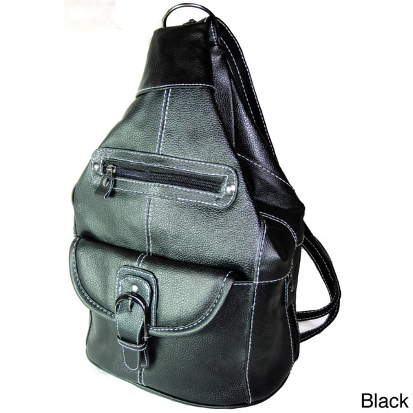 Hollywood Tag Convertible Triangle Backpack