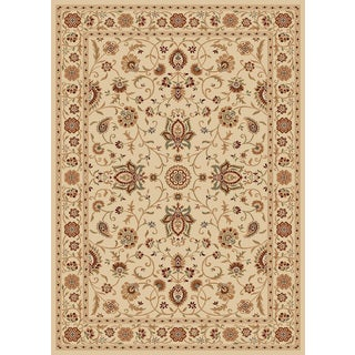 New Tradition Ivory Area Rug (7'10 x 10'2)