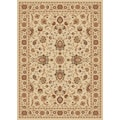 New Tradition Ivory Area Rug (5'2 x 7'2)