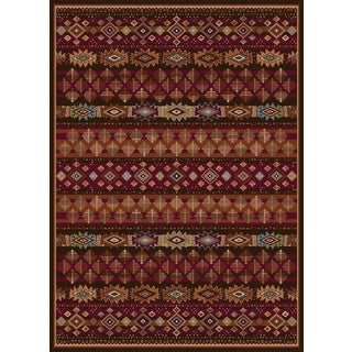 New Tradition Southwestern Area Rug (5'2 x 7'2)