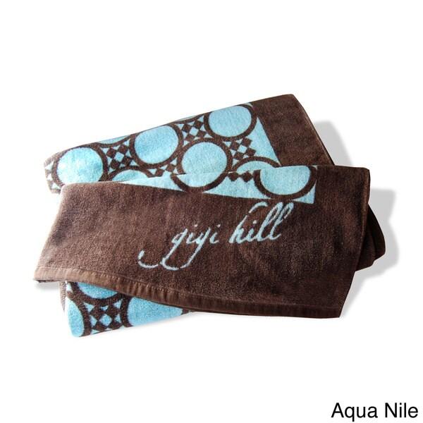 Gigi Hill 'The Annette' Microcotton Beach Towel