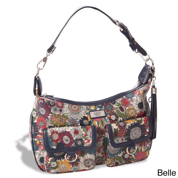 Gigi Hill 'The Dani' Patterned Handbag