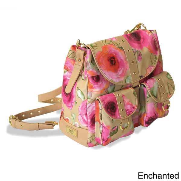 Gigi Hill 'Rachel' Convertible Backpack