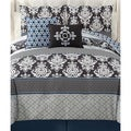 Beckham 5-piece Reversible Comforter Set