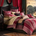 Artology Sari 3-piece Comforter Set and Euro Sham Separate