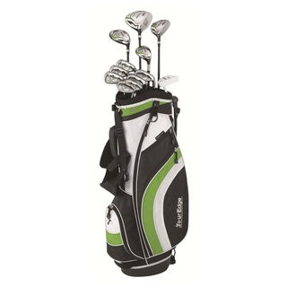 Tour Edge HP20 Men's Left Hand Golf Set