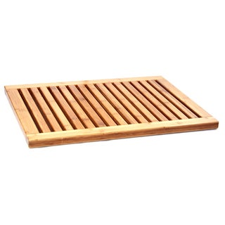 Classic Bamboo Bath and Shower Mat