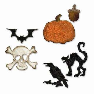 Sizzix Halloween 6-piece Value Kit