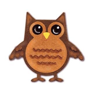 Sizzix Sizzlits Owl Die