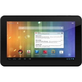 "Ematic 8 GB Tablet - 9"" - 1.10 GHz - Black"