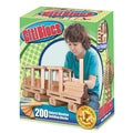 Citiblocs 200-Piece Natural Construction Set