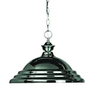 Pendant Lights Gun Metal 1-light Pendant
