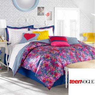 Teen Vogue Sweet Liberty Twin 2-piece Comforter Set