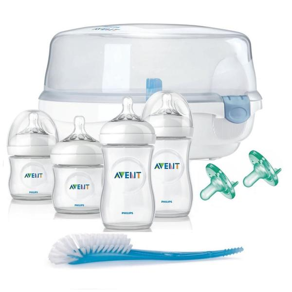 Philips AVENT Natural PP Bottle Essentials Gift Set