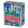 Citiblocs 50-Piece Cool Colors Construction Set