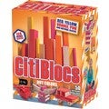 Citiblocs 50-Piece Hot Colors Construction Set