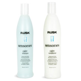 Rusk Calm 13.5-ounce Shampoo and Conditioner Set