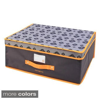 Samsonite Collapsible Flip-Top Storage Box