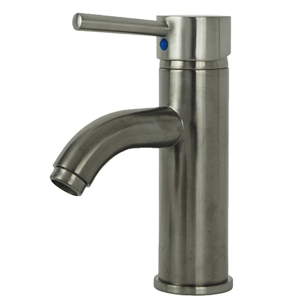 Fontaine Ultime Brushed Nickel European Single Post Bathroom Faucet