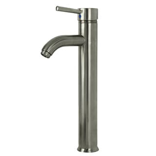 Fontaine Ultime Brushed Nickel European Vessel Sink Faucet