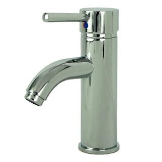 Fontaine Ultime Chrome European Single Post Bathroom Faucet