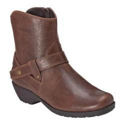 Women's A2 by Aerosoles Stint Woman Brown Faux Leather