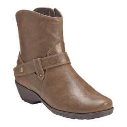 Women's A2 by Aerosoles Stint Woman Fatigue Faux Leather