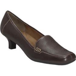 Women's Aerosoles Magical Power Dark Brown Leather