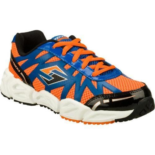 Boys' Skechers Air-Mazing Kid Aero Flex Aversion Blue/Orange