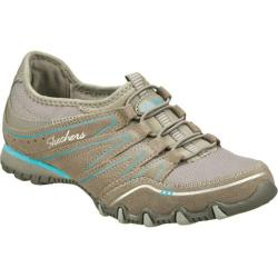 Women's Skechers Bikers Sole Charmer Gray/Gray