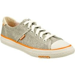 Women's Skechers BOBS Utopia Peace Sign Gray/Gray
