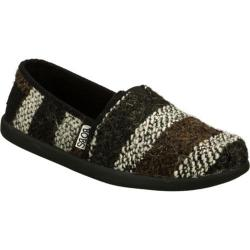 Women's Skechers BOBS World Happy Happy Black/Multi