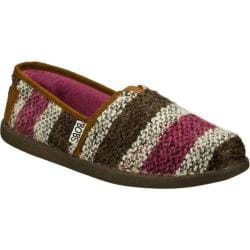 Women's Skechers BOBS World Happy Happy Pink/Multi