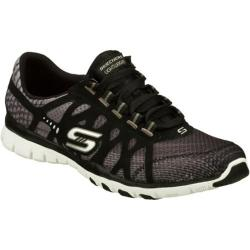 Women's Skechers Eclipsed Ravenous Black/Gray