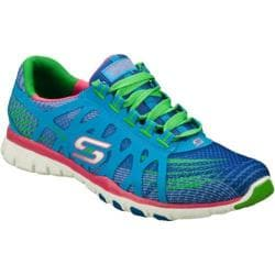 Women's Skechers Eclipsed Ravenous Blue/Multi