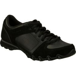 Women's Skechers Relaxed Fit Bikers Transcend Black