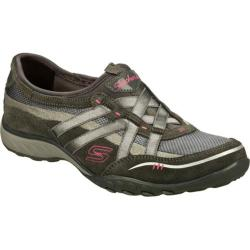 Women's Skechers Relaxed Fit Breathe Easy Gray