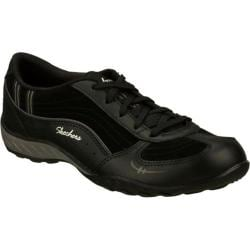 Women's Skechers Relaxed Fit Breathe Easy Take Ten Black
