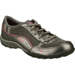 Women's Skechers Relaxed Fit Breathe Easy Take Ten Silver