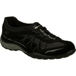 Women's Skechers Relaxed Fit Breathe Easy Weekender Black