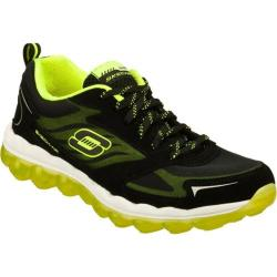 Women's Skechers Skech-Air Black/Green