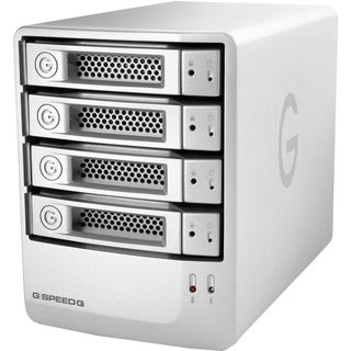 HGST G-SPEED Q DAS Array - 4 x HDD Supported - 8 TB Installed HDD Cap
