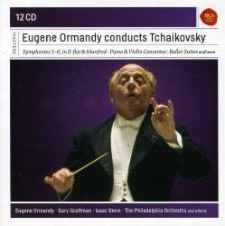 EUGENE ORMANDY - EUGENE ORMANDY CONDUCTS TCHAIKOVSKY