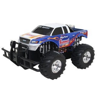 Monster Extreme Big Foot Summit Remote Control Truck