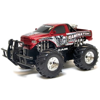 Monster Extreme Ram Remote Control Truck