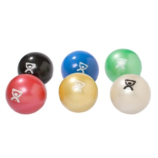 Cando Hand-held Size Weight Balls (Set of 6)