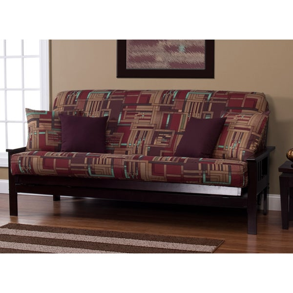 Mission Statement Print Futon Cover Overstock Shopping